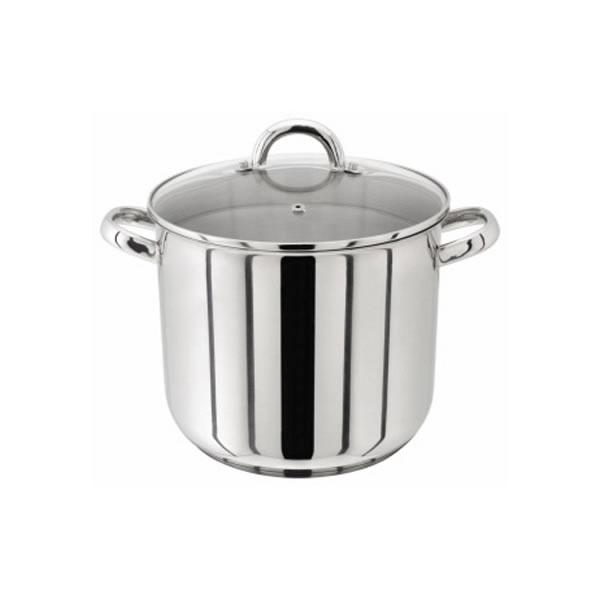 Prestige cuisine stainless steel cookware saucepan set 6 piece