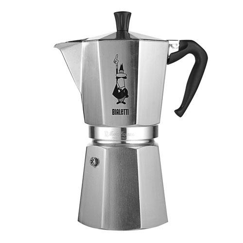 bialetti moka express 12 cup stovetop espresso maker. Black Bedroom Furniture Sets. Home Design Ideas