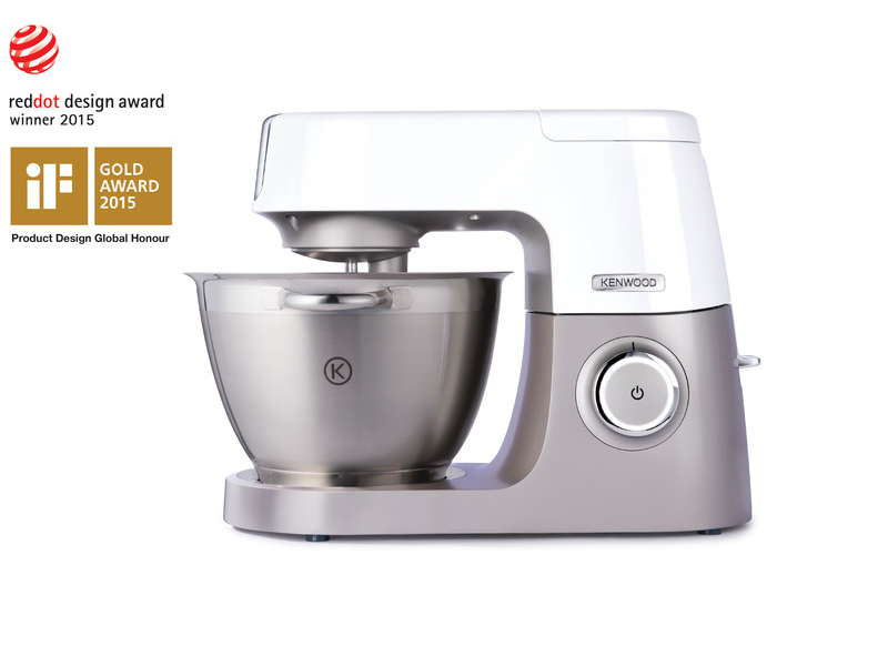 kenwood chef sense stand mixer kvc5000t. Black Bedroom Furniture Sets. Home Design Ideas
