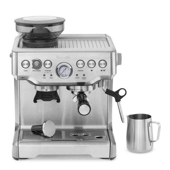 Sage the Barista Express  shopcookwareie -> Kaffeemaschine Lavazza