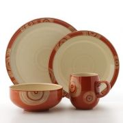 Denby Fire Chilli 16pce Box Set