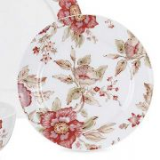 Royal Worchester Red Rose Side Plate